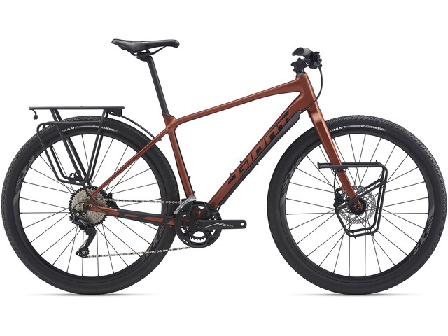 Giant ToughRoad SLR 1, copper/solid black matte